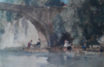 russell flint bridge nerac