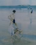 sir william russell flint Guardian signed limited edition print
