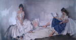 russell flint Interlude