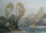 russell flint october morning print