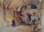 sir william russell flint the pool of echoes limited edition print