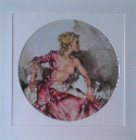 sir william russell flint Ray as madame du Barry limited edition print