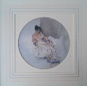 sir william russell flint Renee limited edition print